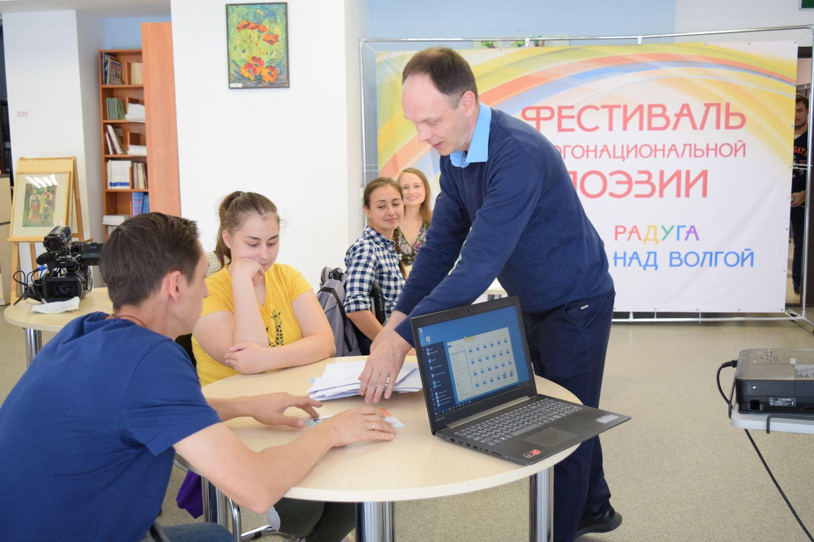Master class by Dmitry Vorobyov